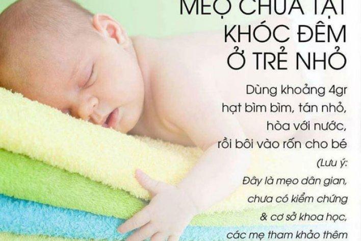 5 Mẹo Vặt Khi Chăm Con Nhỏ Mẹ Nào Cũng Cần Thuộc Lòng