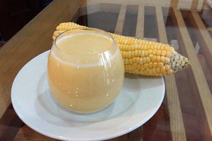 Công Thức Sữa Bắp Cực Ngon Cho Bé Dễ Làm Của Mẹ Tôm