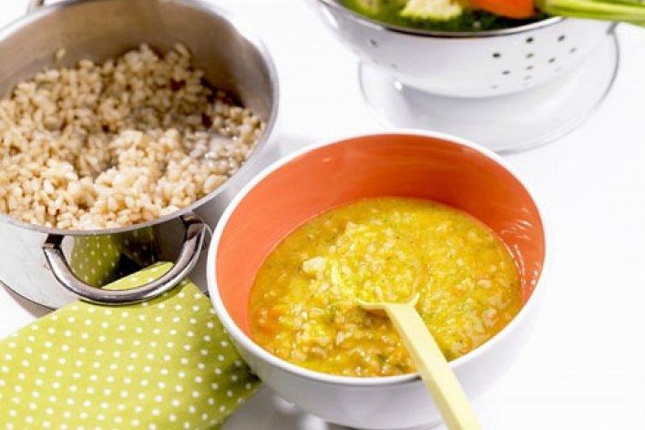 Hướng Dẫn Mẹ Cách Nấu 7 Món Cháo Cực Kỳ Bổ Dưỡng Cho Bé Ăn Dặm
