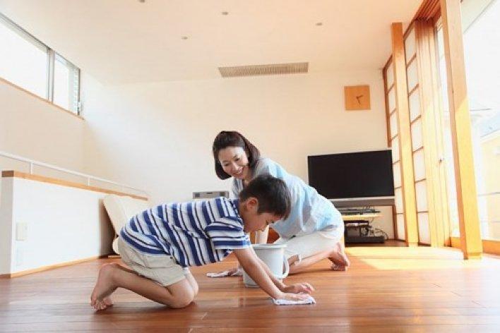 Trả Tiền Cho Trẻ Làm Việc Nhà : Đừng Làm Hư Con