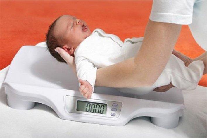 Bảng cân nặng cho trẻ sơ sinh năm 2018 theo WHO