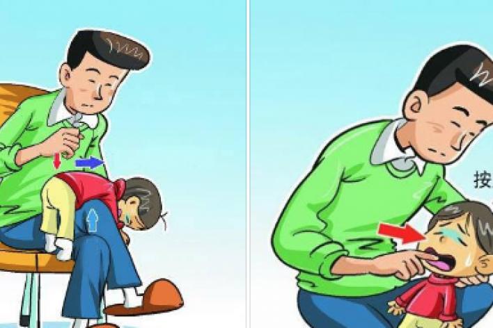 Hướng Dẫn Sơ Cứu Khẩn Cấp Khi Trẻ Hóc Dị Vật Nghẹt Đường Thở
