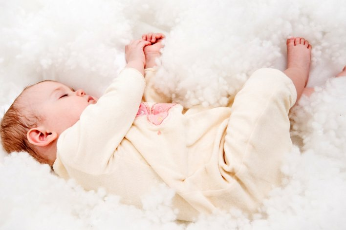 Tư Thế Ngủ Dự Đoán Tính Cách Trẻ Trong Tương Lai