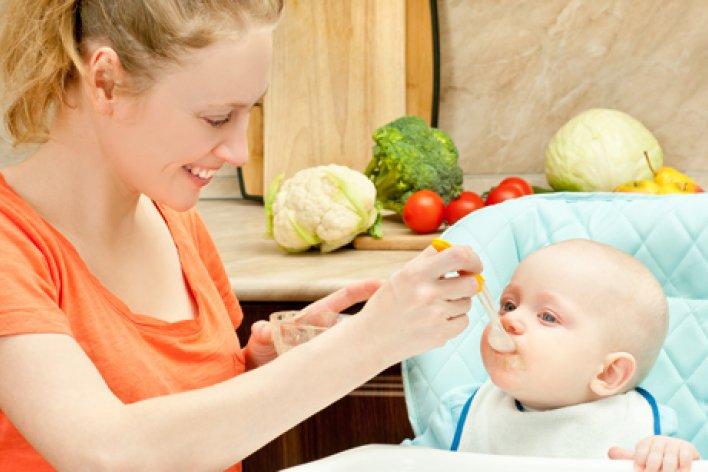Mách Mẹ Các Loại Rau Quả Tốt Cho Bé Ăn Dặm