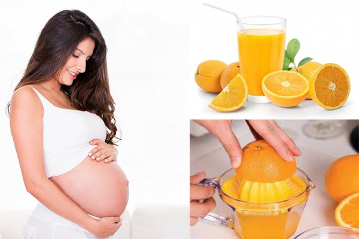 Những Loại Thức Uống Bổ Dưỡng Cho Mẹ Bầu