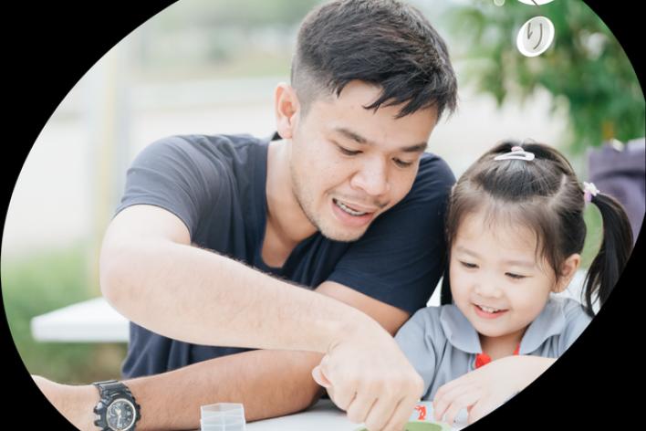 Phản Ứng Của Bố Khi Con Bị Điểm Thi Kém Nhất Lớp