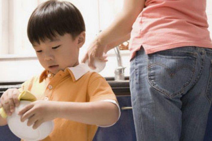 Học Cách Dạy Con Làm Việc Nhà Hiệu Quả