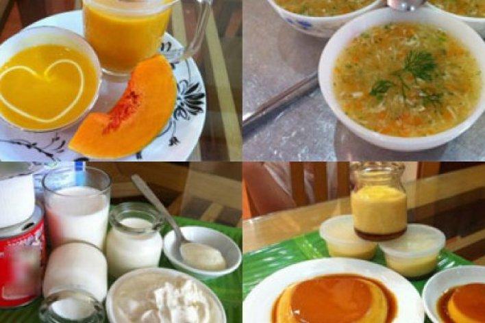 Công Thức Nấu Món Ăn Vặt Giúp Con Nhanh Tăng Cân của mẹ Tombinbon