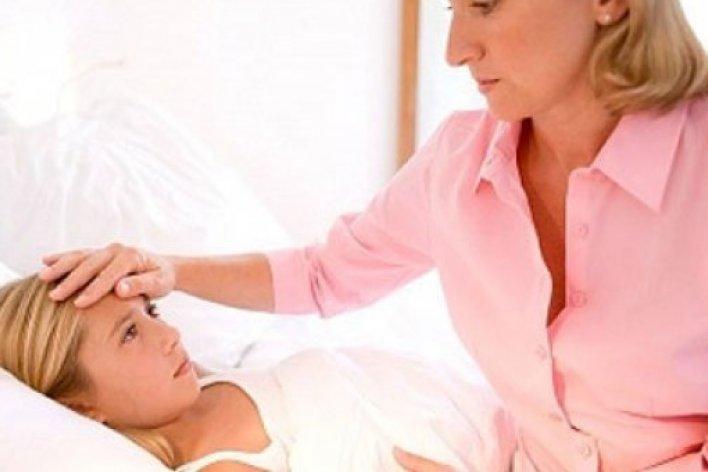 Sai Lầm Mẹ Thường Mắc Phải Khi Chăm Con Bị Cảm Sốt
