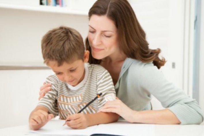 Bí Quyết Dạy Con Học Ở Nhà