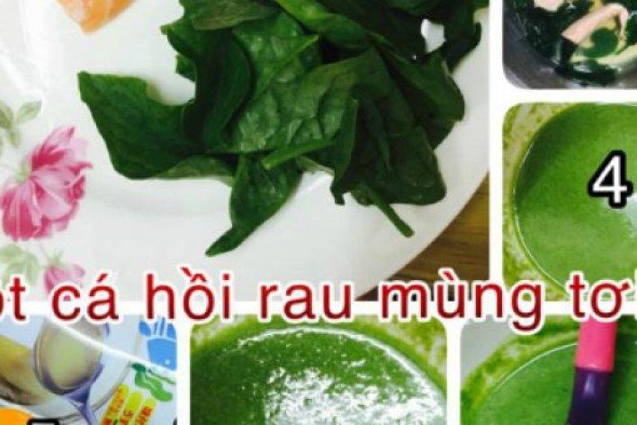 Cách Ăn Dặm Cho Bé 7-8 Tháng