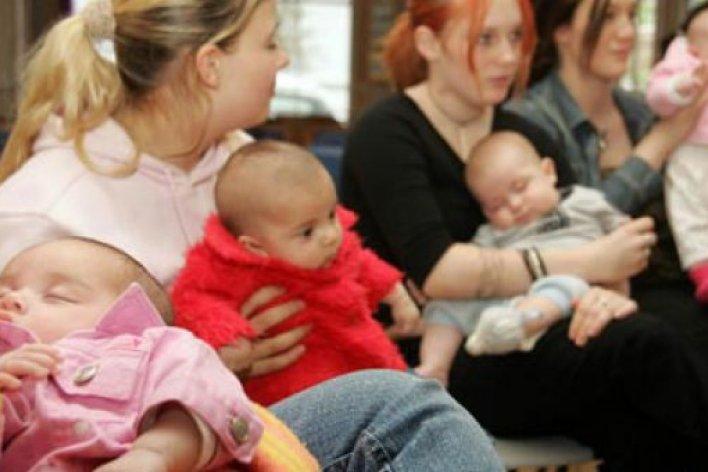 Chế Độ Thai Sản Cùa Các Bà Mẹ Trên Thế Giới
