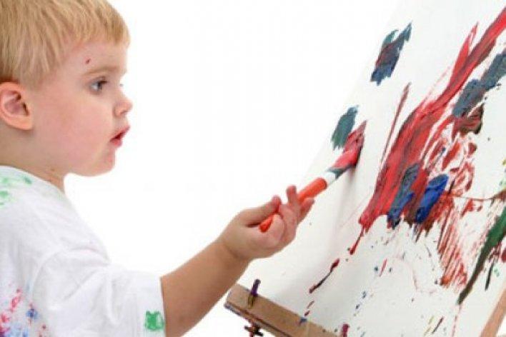 Trẻ 3-4 Tuổi Thích Sáng Tạo Nghệ Thuật