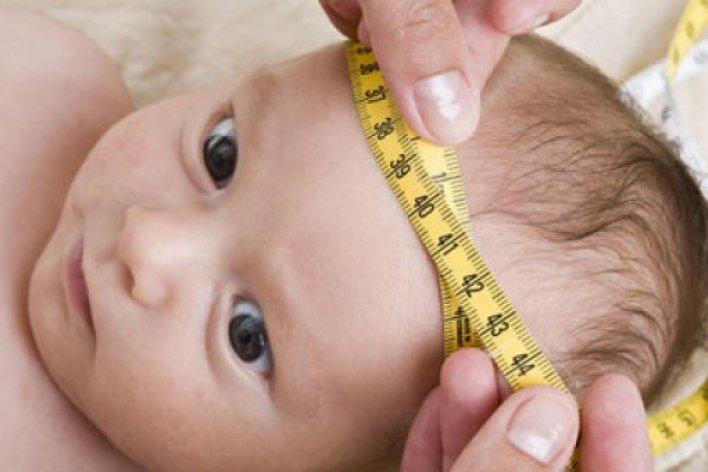Trẻ Sơ Sinh Đầu To Sẽ Thông Minh Hơn?