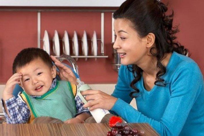 Trẻ Lên 2 - Ba Mẹ Vất Vả Với Tuổi Nói Không Của Con