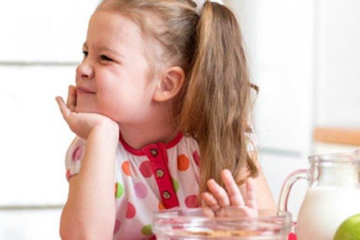Biểu Hiện Bé Biếng Ăn Mẹ Cần Lưu Ý