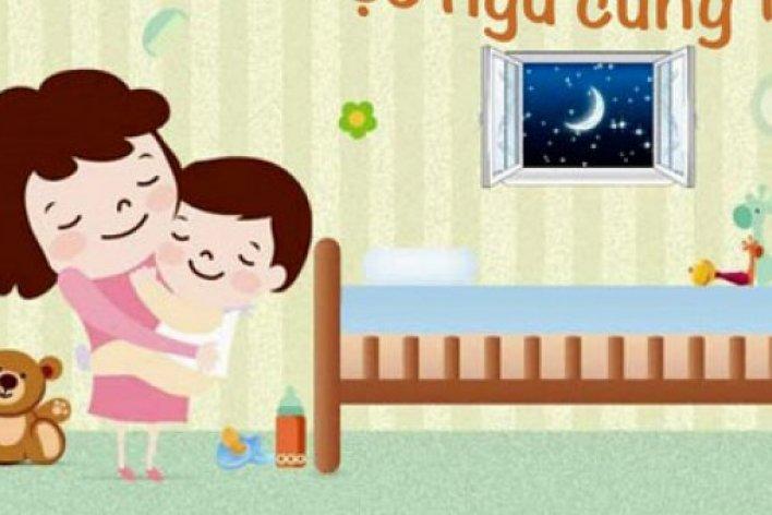 Lợi Ích Khi Cho Con Ngủ Cùng Bố Mẹ