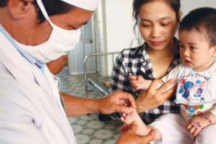 Dự Báo Bệnh Trẻ Em Tháng 9 /2015