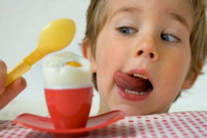 Bé Ăn Mỗi Ngày Một Quả trứng Có Tốt Không