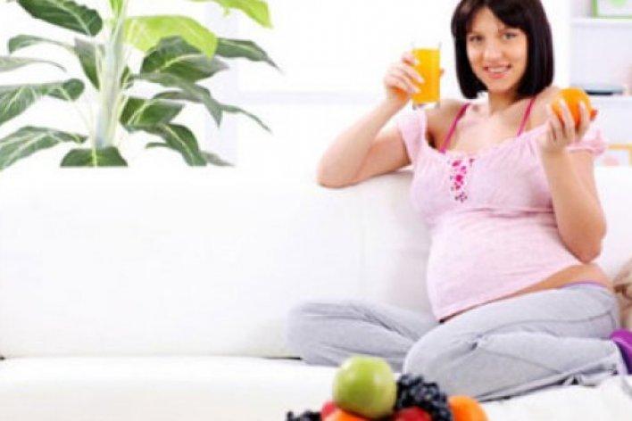 Mang Thai Tháng Thứ 2: Mẹ Bầu Nên Và Không Nên Ăn Gì