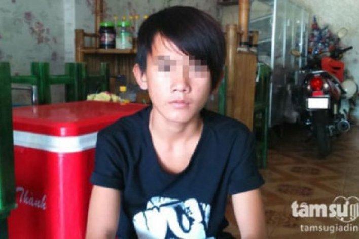 Bé Trai 15 Tuổi Bị Bắt Làm Nô Lệ Trong Quán Phổ Ở Sài Gòn