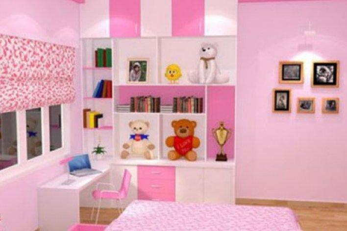 Chọn Màu Sắc Phòng Ngủ Để Bé Thông Minh