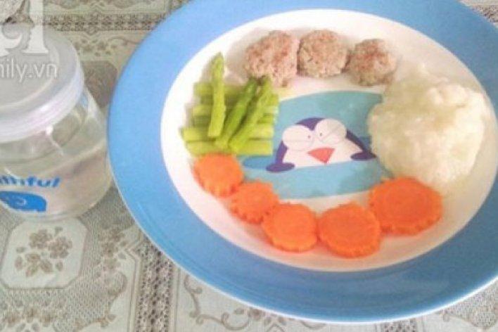 7 Thực Đơn Ăn Dặm Ngon Miệng Dễ Làm Cho Bé 9 Tháng Tuổi