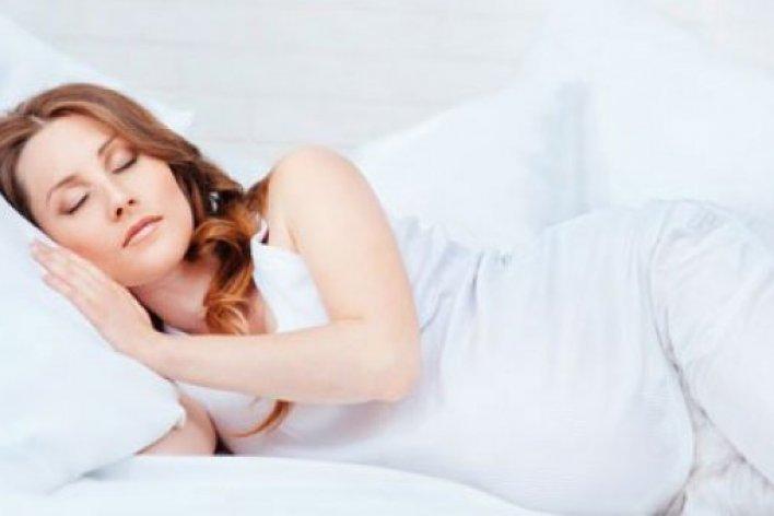 Có Mẹ Nào Bị Mất Ngủ Khi Mang Thai Không