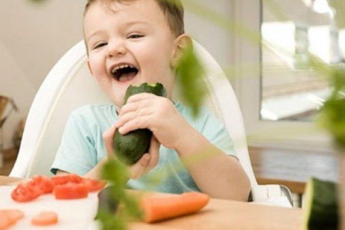 Trẻ Lười Ăn Rau Dễ Bị Bệnh Tiêu Hoá Dạy Dày Tim Mạch