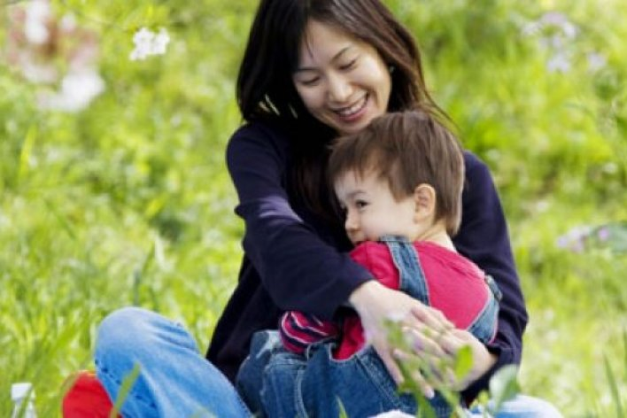 Con Trai Thừa Hưởng Trí Thông Minh Từ Mẹ Tính Cách Từ Bố