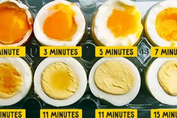 Mách Mẹ Cách Luộc Trứng Đúng Cách Cho Bé Yêu Ăn Chưa