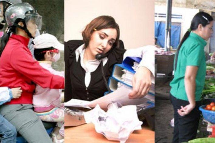 Ở Nhà Thị Bị Nói Ăn Bám Đi làm Thì Nói Bỏ Bê Chồng Con Khổ Quá Các Mẹ Ạ