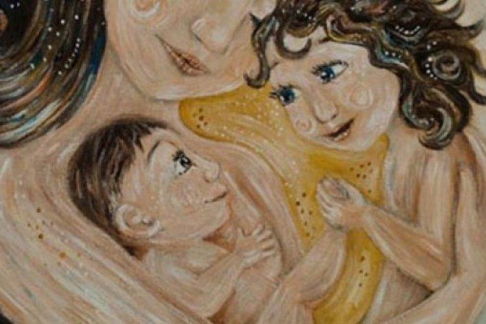 Mẹ Thả Em Ra Và ôm Con Một Chút Được Không