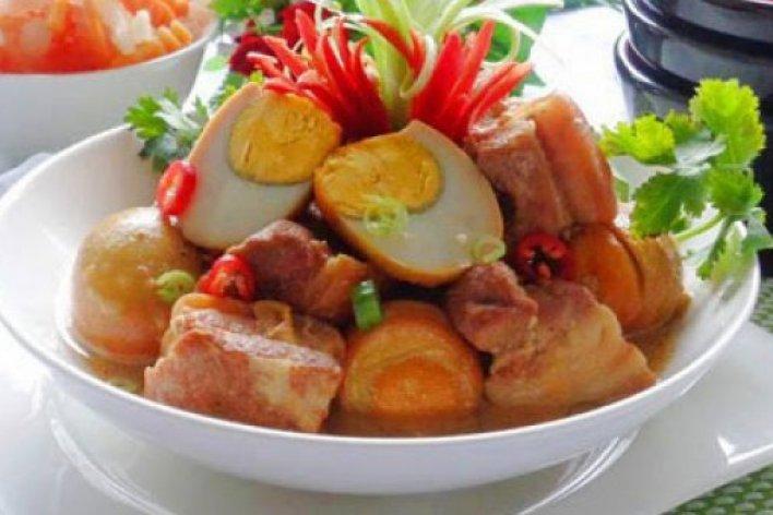 Món Ngon Ngày Tết : Cách Làm Thịt Kho Tàu Không Ngon Không Lấy Tiền