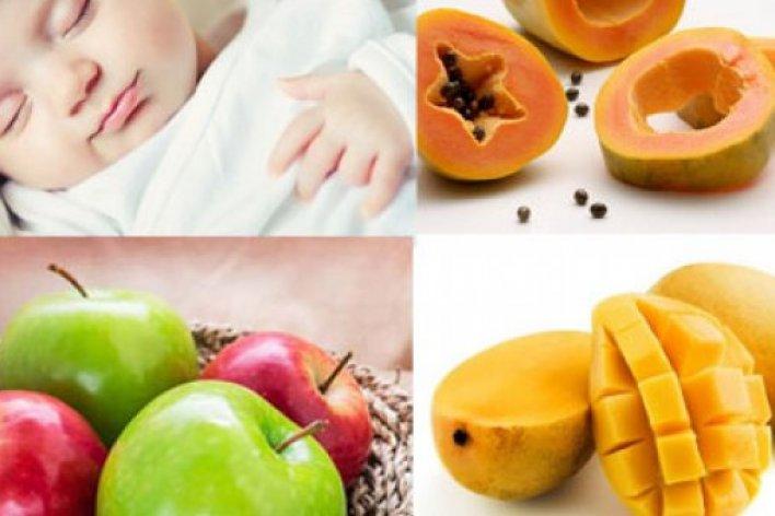 Mẹ Bầu Thường Ăn Những Quả Này Đảm Bảo Con Sinh Ra Vừa Trắng Trẻo Vừa Thông Minh