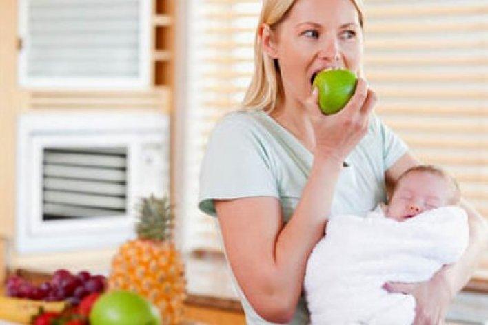 Mẹ Cho Con Bú Nên Và Không Nên Ăn Gì Để Tốt Cho Bé
