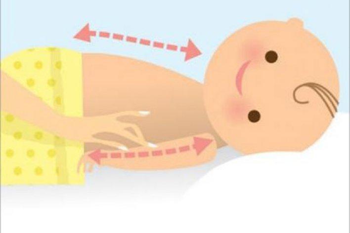 Hướng Dẫn Mẹ Cách Matxa Giúp Bé Yêu Ăn Được Ngủ Được