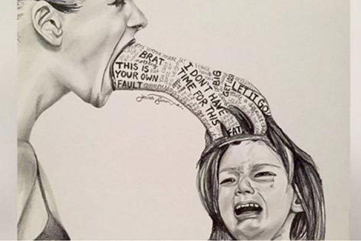 Xin Đừng Bao Giờ Nói Với Con Những Lời Độc Địa Này
