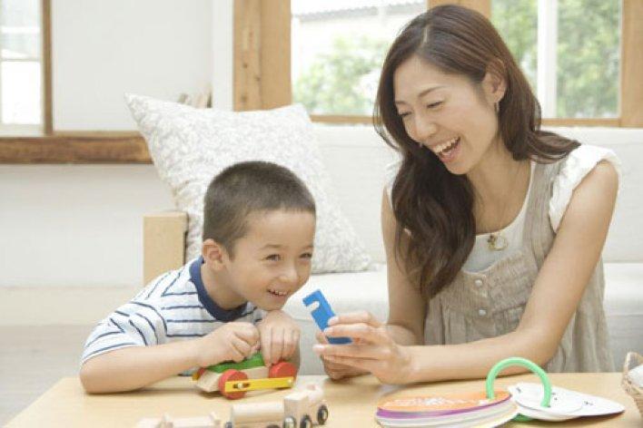 15 Tuyệt Chiêu Dạy Con Siêu Thông Minh Của Mẹ Nhật