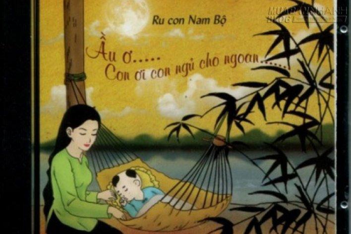 50 bài Hát Ru Mẹ Dễ Hát Con Dễ Ngủ