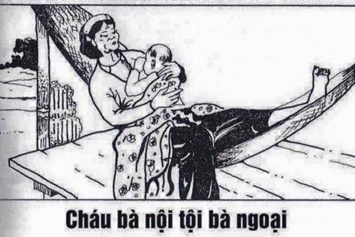 Cháu Bà Nội Tội Bà Ngoại - Người Xưa Nói Chớ Có Sai