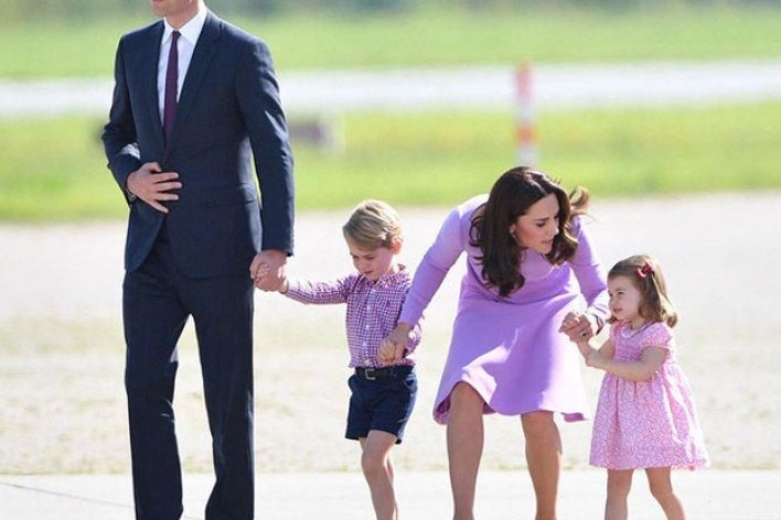 12 Cách Dạy Con Của Vợ Chồng Hoàng Tử William Bố Mẹ Nào Cũng Nên Học Hỏi