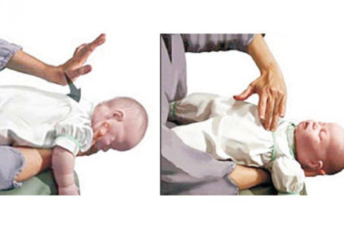 Cách Xử Lý Khi Con Bị Hóc Dị Vật Mẹ Phải Thuộc Nằm Lòng