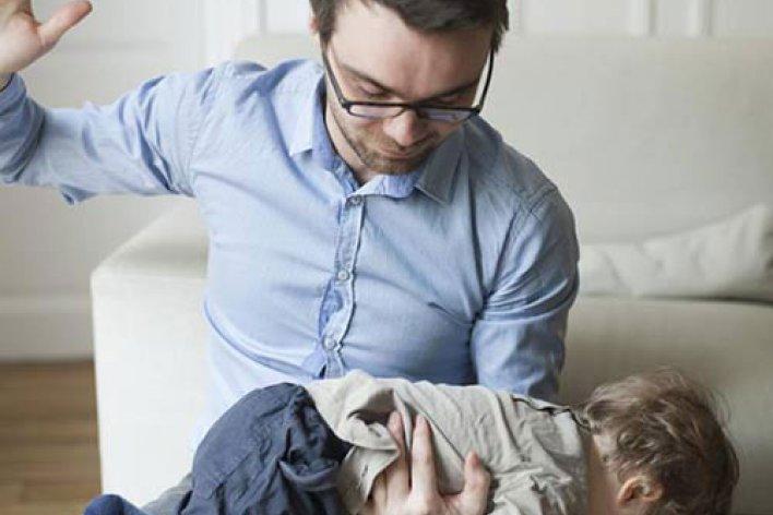 Hãy Thôi Đánh Con Nếu Bạn Không Muốn Ảnh Hưởng Sự Thông Minh Của Trẻ