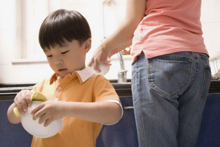 Học Cách Dạy Con Làm Việc Nhà Hiệu Quả Giúp Con Tự Lập