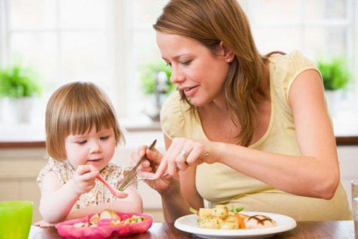 Bí Quyết Để Trẻ Hết Biếng Ăn