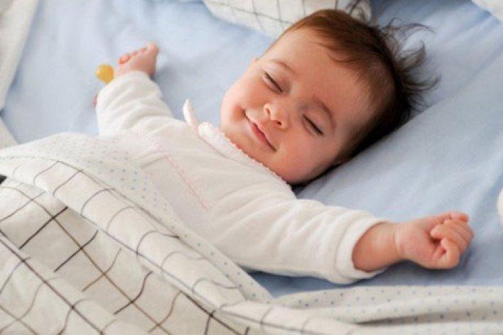 Hiện Tượng Đổ Mồ Hôi Trộm Khi Ngủ Ở Trẻ Nhỏ