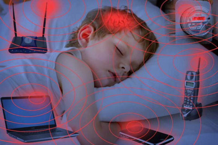 Trẻ Nhỏ Càng Tránh Xa Sóng Wifi Càng Tốt
