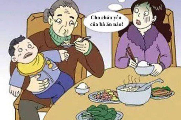 Sai Lầm Khi Chăm Con Mẹ Việt Nào Cũng Mắc Phải