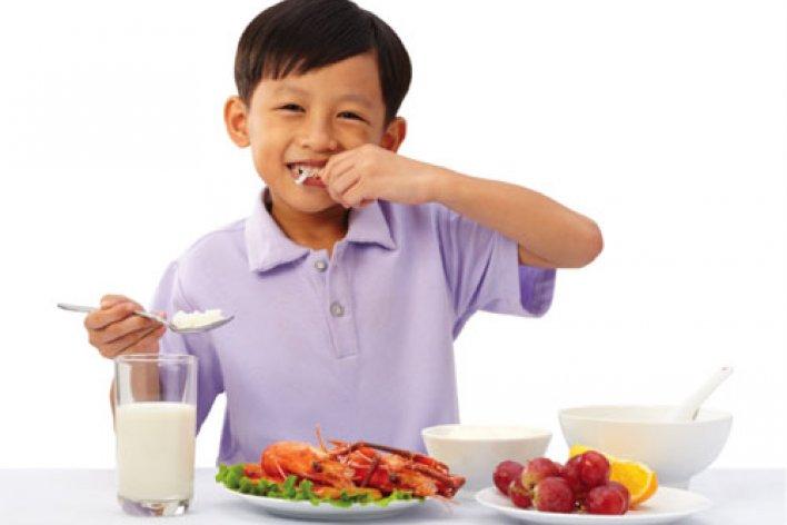 Món Ngon Cho Trẻ 4 Tuổi Giúp Bé Thông Minh Khoẻ Mạnh